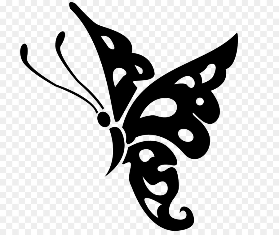 Butterfly stencil clipart jpg freeuse stock Butterfly Drawing Stencil Clip Art - But #158024 - PNG Images - PNGio jpg freeuse stock