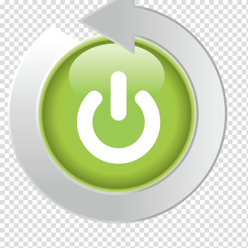 Button icon clipart banner freeuse library Switch Push-button Icon, Green button transparent background PNG ... banner freeuse library
