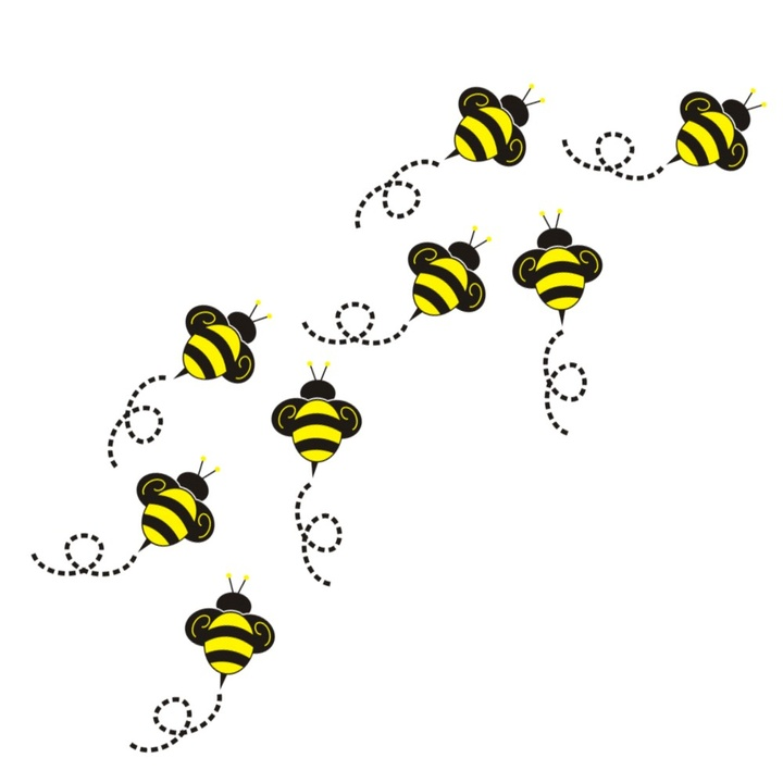 Buzzy bee clipart svg stock Cute Honey Bee Clipart | Free download best Cute Honey Bee Clipart ... svg stock