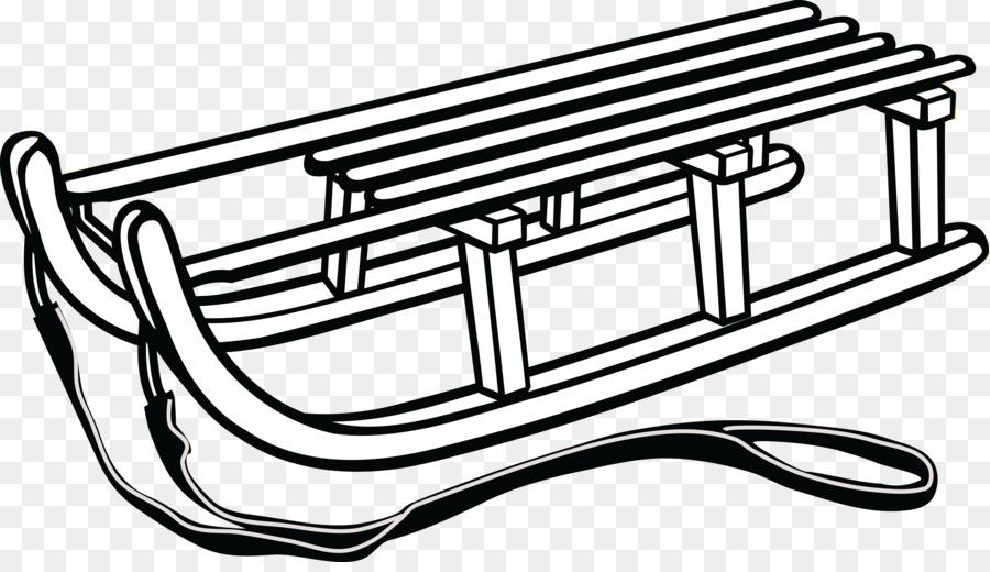 Bw clipart sledding png Line Cartoon clipart - Font, Line, Furniture, transparent clip art png