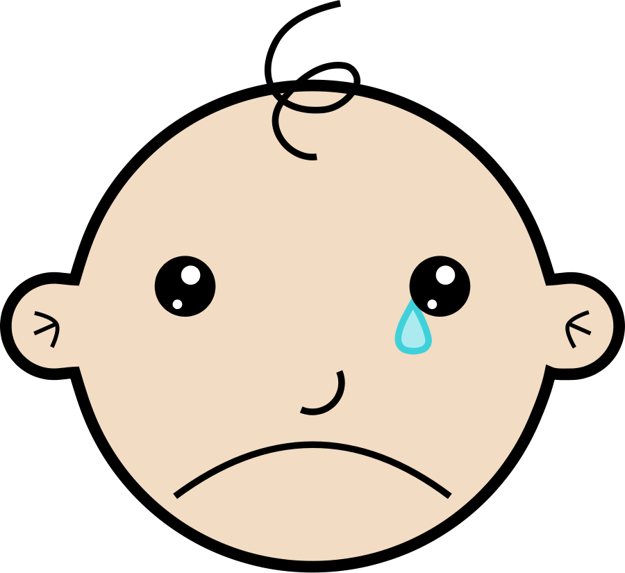 Baby farting in crib clipart clip art download Free Crying Pictures, Download Free Clip Art, Free Clip Art on ... clip art download