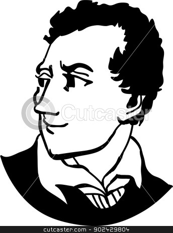 Byron clipart banner transparent download Lord Byron stock vector banner transparent download