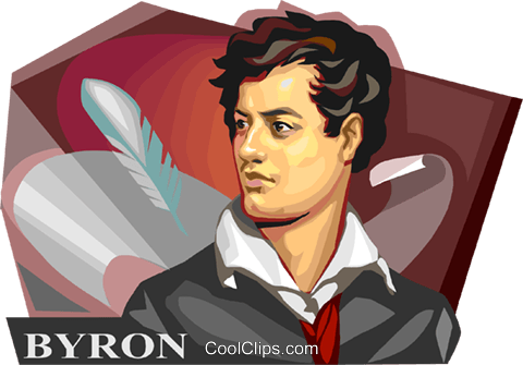 Byron clipart picture library stock Lord Byron Royalty Free Vector Clip Art illustration -vc112350 ... picture library stock