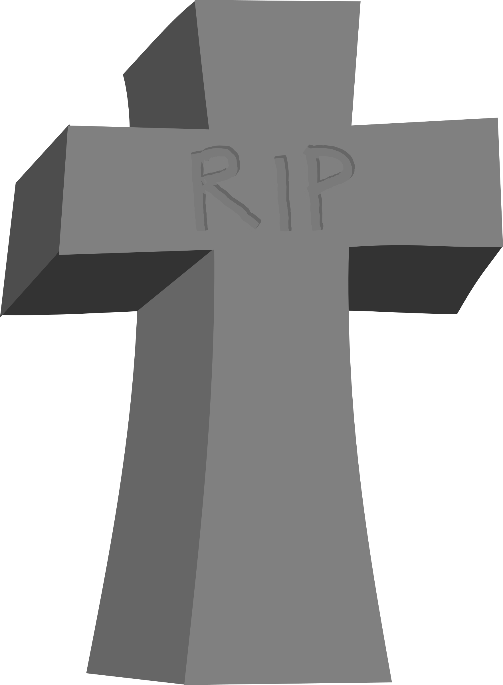 Clipart tombstone halloween png library 28+ Collection of Cross Tombstone Clipart | High quality, free ... png library