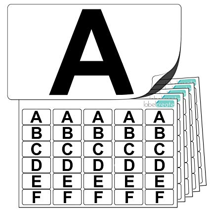 C c c c c letter clipart svg transparent library Premium Plastic Alphabet Letter Stickers A to Z (5 of each letter) + 25  Blank. Ultra Durable Label Stock. Suitable For Outdoor Use. 100% Waterproof. svg transparent library
