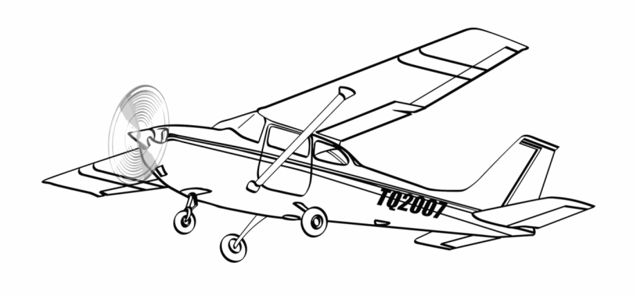 C172 clipart clip free stock 15 Cessna Drawing Cartoon For Free Download On Mbtskoudsalg - Cessna ... clip free stock