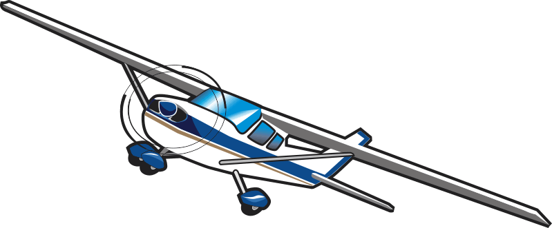 C172 clipart clipart transparent Hawaii Flight Instruction & Airplane Rental in Hilo, HI - Aloha ... clipart transparent