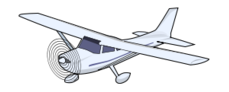 C172 clipart picture freeuse Free download of Cessna 172 vector graphics and illustrations picture freeuse