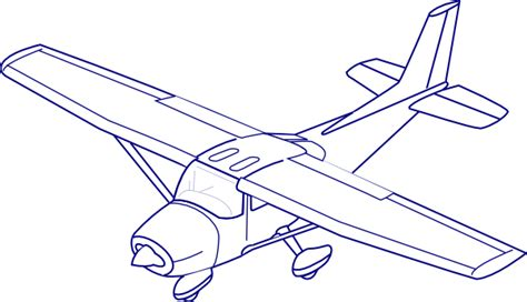 C172 clipart picture black and white download Cessna paintings search result at PaintingValley.com picture black and white download