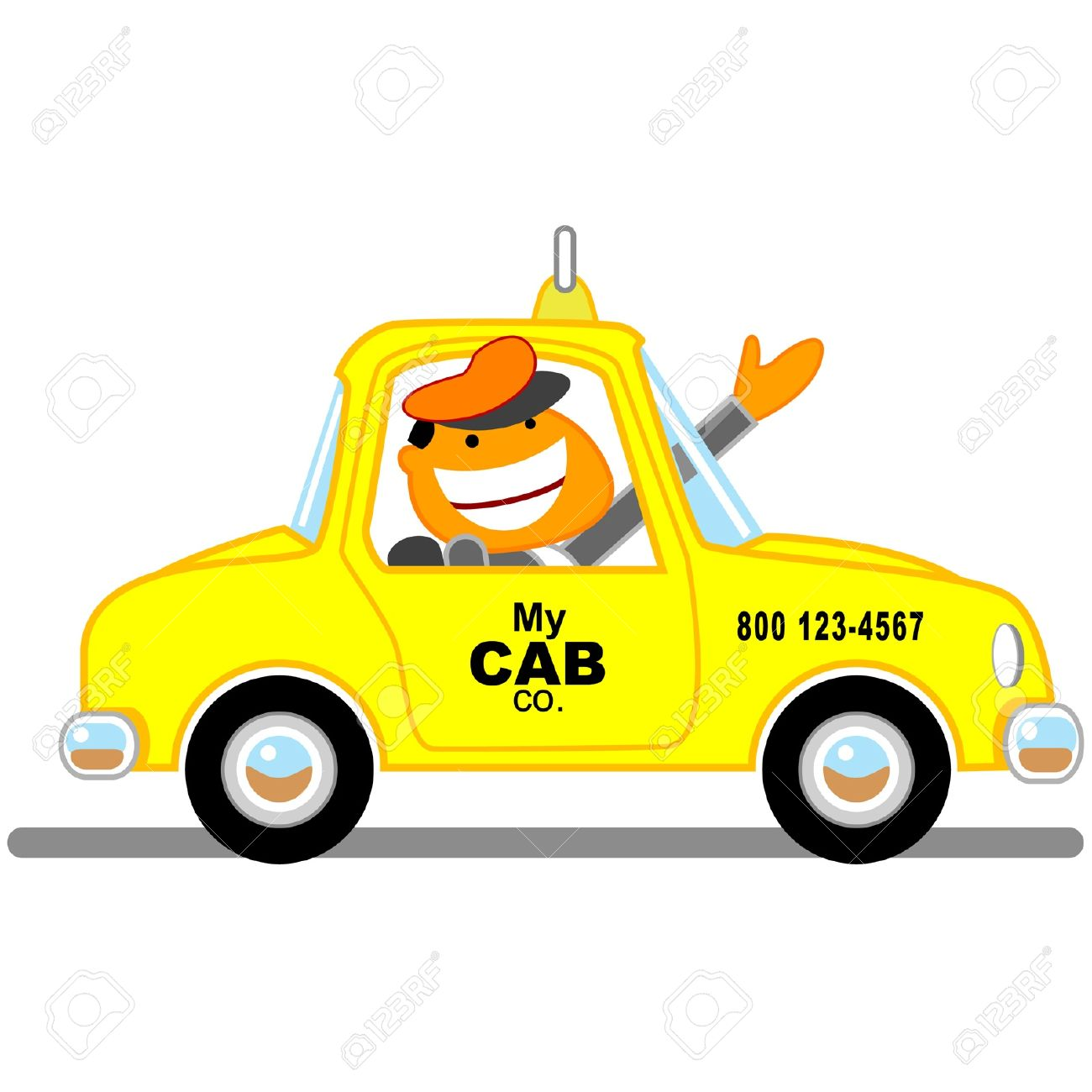 Cab pictures clipart vector download Cab clipart 1 » Clipart Station vector download