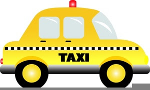 Cab pictures clipart vector royalty free stock New York Taxi Cab Clipart | Free Images at Clker.com - vector clip ... vector royalty free stock