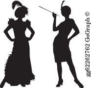 Cabaret clipart banner freeuse stock Cabaret Clip Art - Royalty Free - GoGraph banner freeuse stock