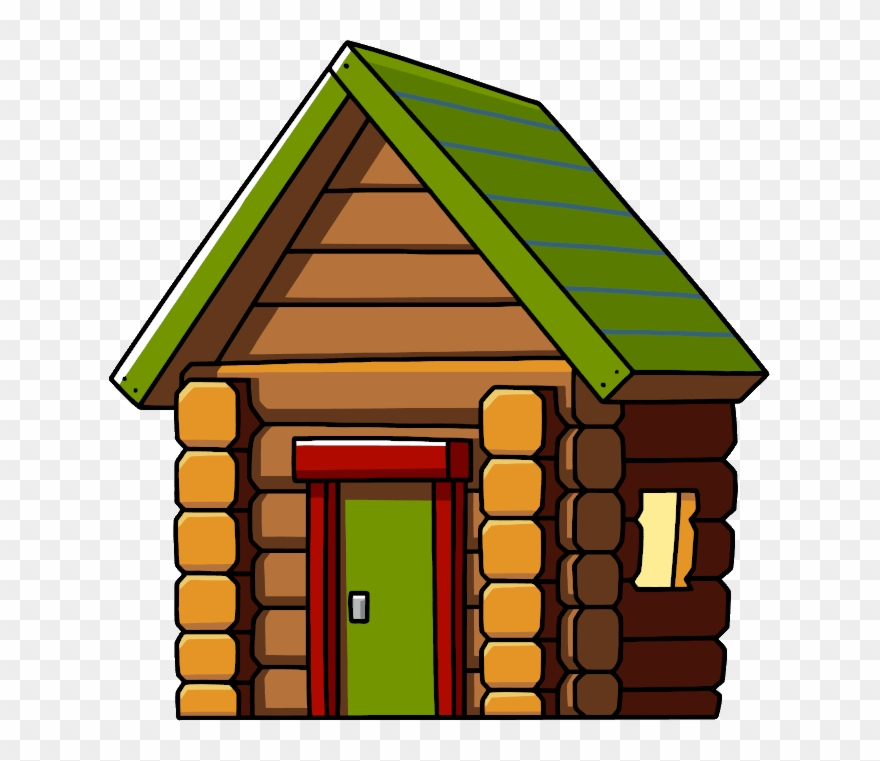 Cabin clipart svg freeuse Log House Png Clip Art Stock - Cabin Png Transparent Png (#9047 ... svg freeuse