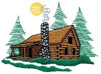 Cabin clipart picture royalty free Free Cabin Camping Cliparts, Download Free Clip Art, Free Clip Art ... picture royalty free