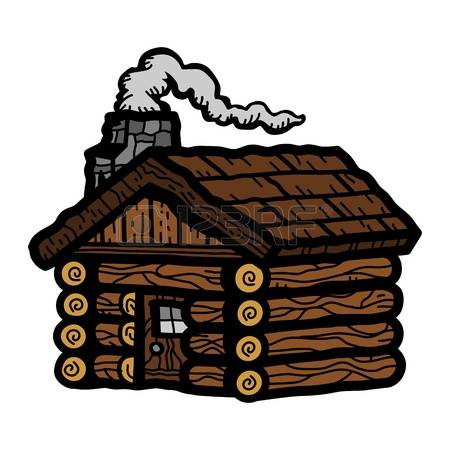 Cabin clipart clip transparent stock Log Cabin Clipart | Free download best Log Cabin Clipart on ... clip transparent stock
