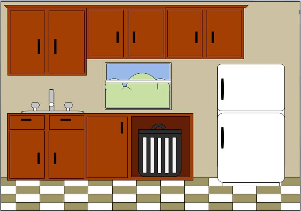 Kitchen clipart free download jpg library library Free Kitchen Cabinet Cliparts, Download Free Clip Art, Free Clip Art ... jpg library library
