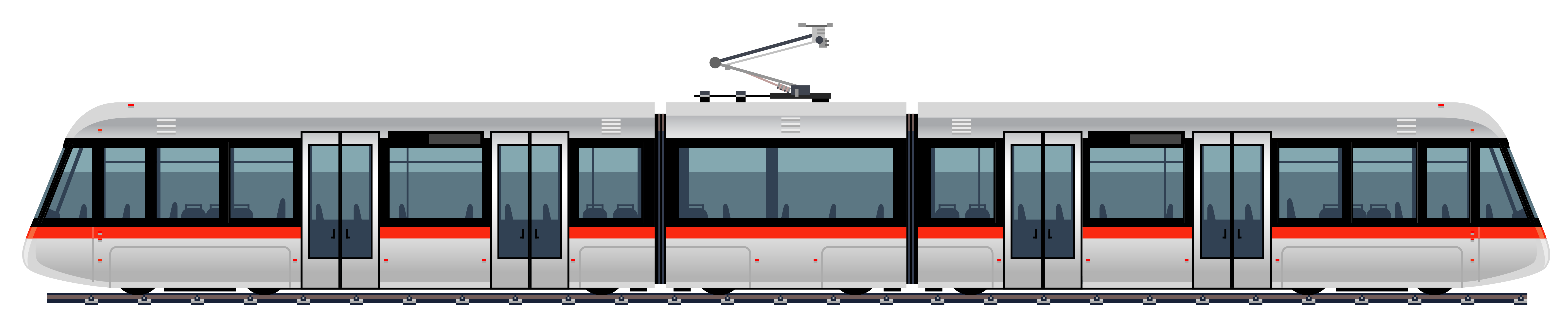 Cable car clipart vector freeuse library Tram PNG Clipart - Best WEB Clipart vector freeuse library
