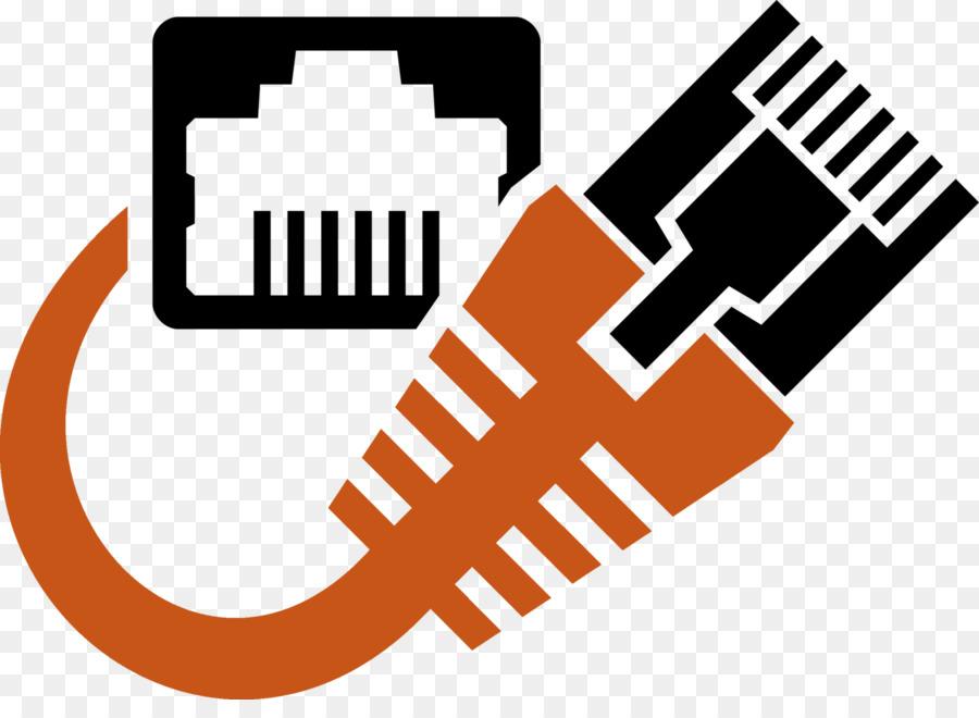 Cable internet clipart clip transparent stock Internet Logo clipart - Television, Internet, Orange, transparent ... clip transparent stock