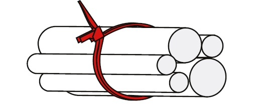 Cable ties clipart graphic free library ARaymond cable ties - 056889000 - () : Anemo graphic free library