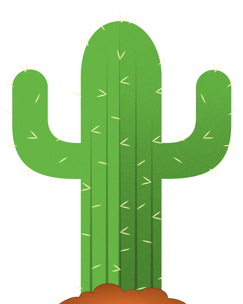 Cacttus clipart image black and white stock Cactus Clipart to free – Free Clipart Images image black and white stock
