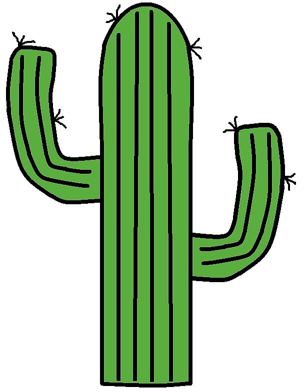 Cacttus clipart clipart library download cute cactus clipart \