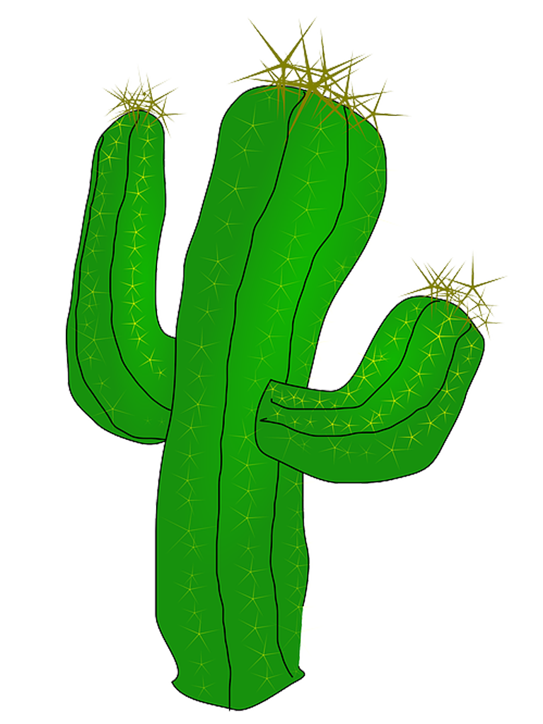 Cactus with flower clipart jpg Free Images Best Clipart Cactus #24258 - Free Icons and PNG Backgrounds jpg