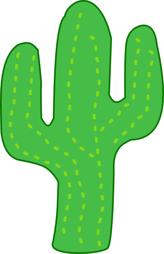 Cactus with christmas lights clipart clip art library Cactus Clipart | Clipart Panda - Free Clipart Images clip art library