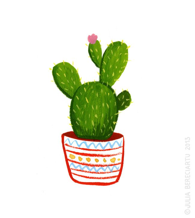 Cactus with flowers clipart jpg freeuse Cactus Flower Clipart   Free download best Cactus Flower Clipart on ... jpg freeuse