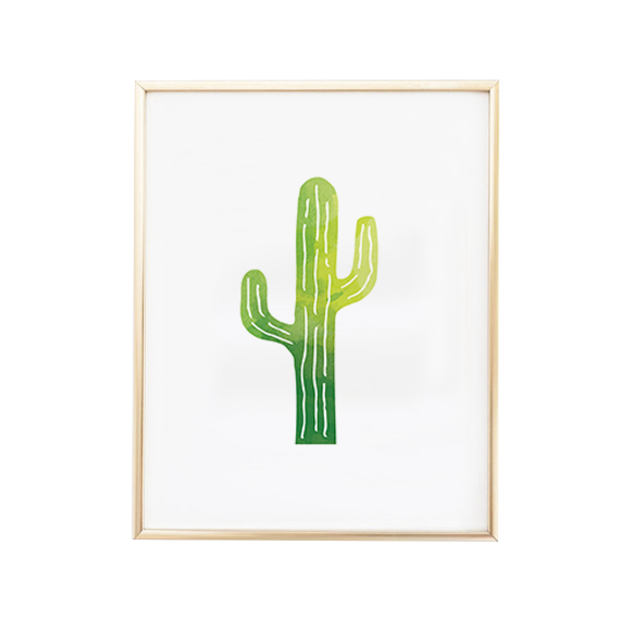 Cactus with mountains and sun clipart clip art free library Ombré Cactus Print   Pinterest   Cactus print, Print print and Cacti clip art free library