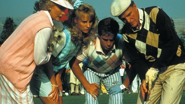 Ii official trailer actors. Caddyshack 2