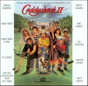 Caddyshack 2 transparent Caddyshack II- Soundtrack details - SoundtrackCollector.com transparent
