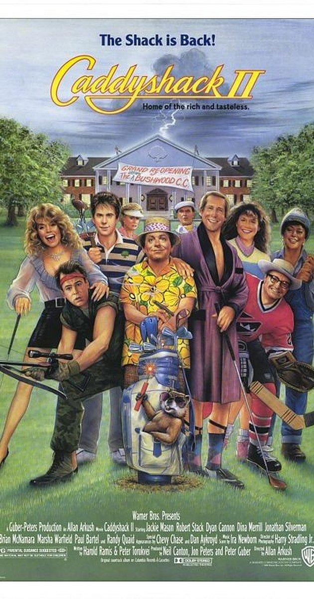 Caddyshack 2 png free stock Caddyshack II (1988) - IMDb png free stock