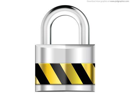 Cadeado clipart banner transparent download Clipart e gráficos vetoriais de Cadeado de prata, ícone de segurança ... banner transparent download