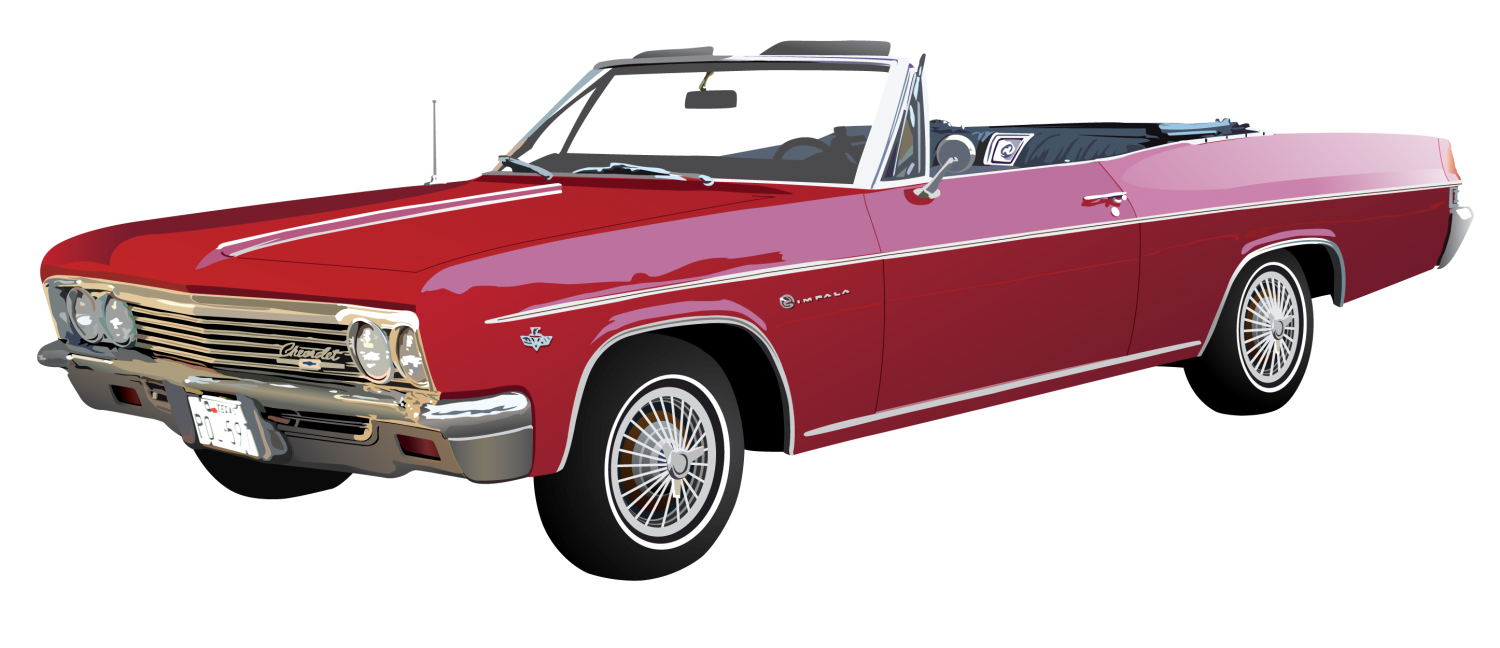 Cadillac classic car clipart image black and white library Cadillac PNG Image - PurePNG | Free transparent CC0 PNG Image Library image black and white library