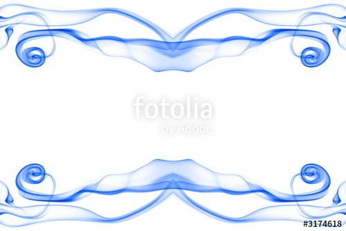 Cadre bleu clipart jpg free stock cadre bleu\