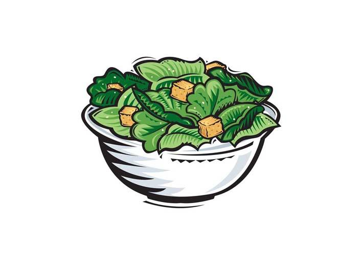 Caesar salad clipart image freeuse Caesar Salad Clipart image freeuse