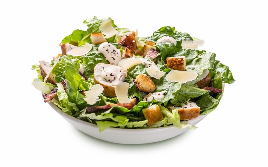 Caesar salad clipart image black and white Caesar Salad - Caesar Salad Clip Art, Transparent Png Download For ... image black and white