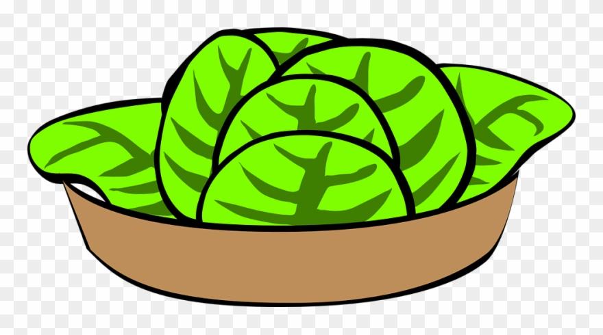 Caesar salad clipart image free Salad Clipart Lettuce - Caesar Salad Clip Art - Png Download ... image free