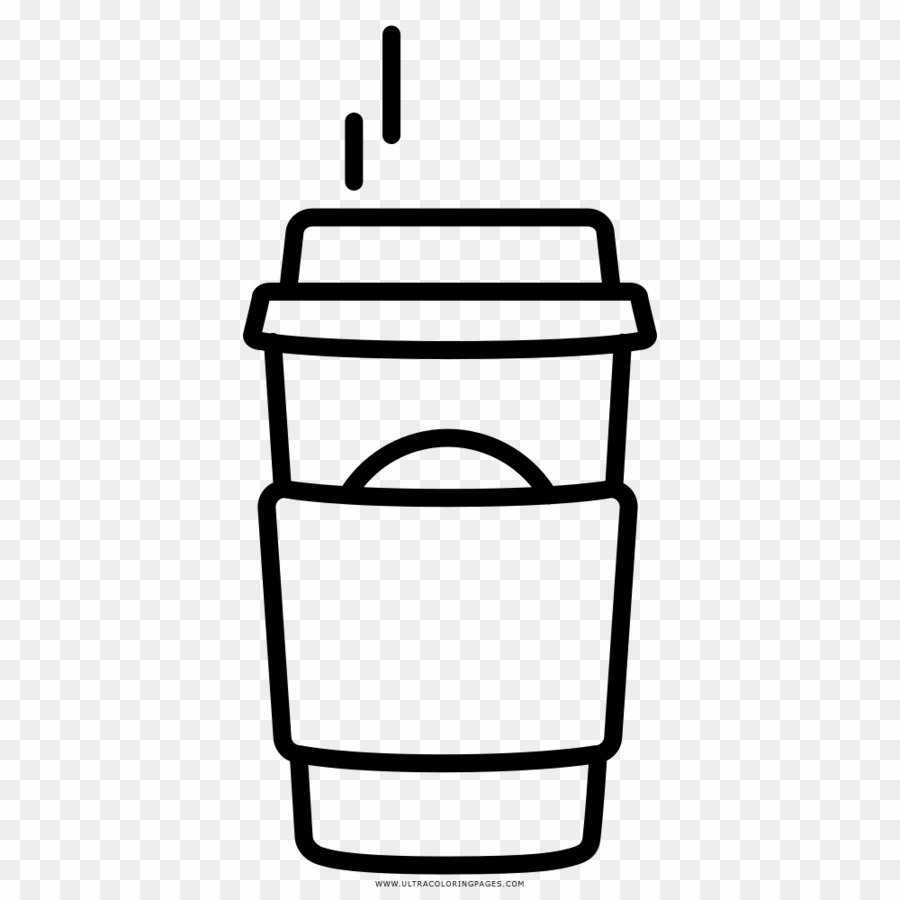Cafe black and white clipart picture transparent stock Starbucks Clip Art Black And White PNG Latte Cafe Clipart download ... picture transparent stock