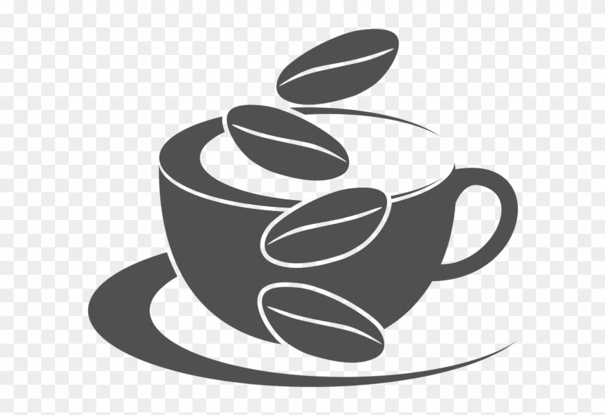 Cafe clipart vector picture transparent Png Freeuse Download Cafe Vector Design Element - Coffee Shop Logo ... picture transparent