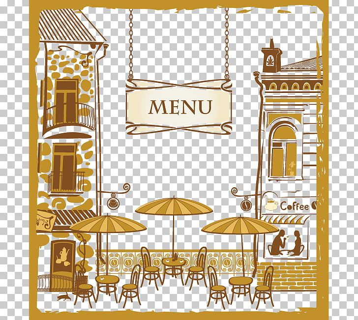 Cafe menu clipart png free library Cafe Menu Cartoon Restaurant PNG, Clipart, Cover Design, Cover ... png free library