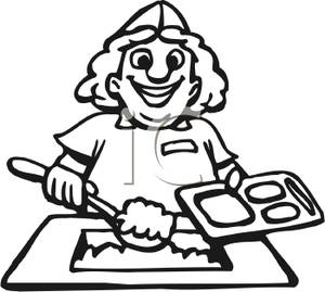 Cafeteria clipart black and white jpg library School cafeteria clipart black and white 7 » Clipart Station jpg library