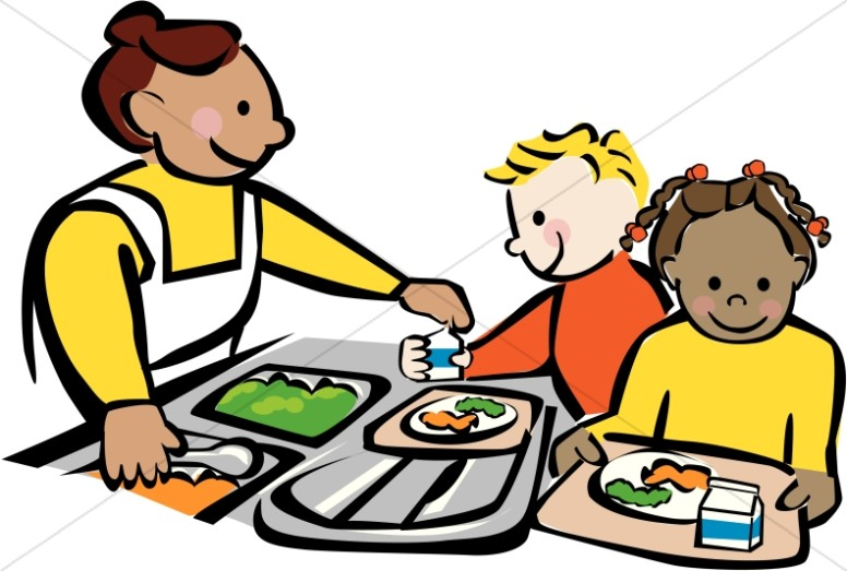 Free school cafeteria clipart picture free Collection of Cafeteria clipart | Free download best Cafeteria ... picture free