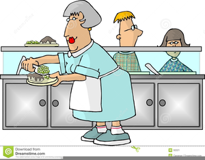 Free school cafeteria clipart. Images at clker com