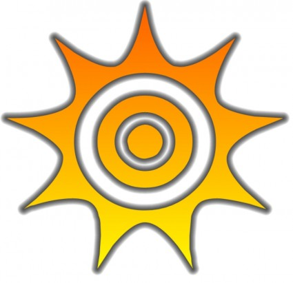 Cahaya clipart clip library download Cahaya Matahari Yang Sangat-vektor Clip Art-vektor Gratis Download ... clip library download