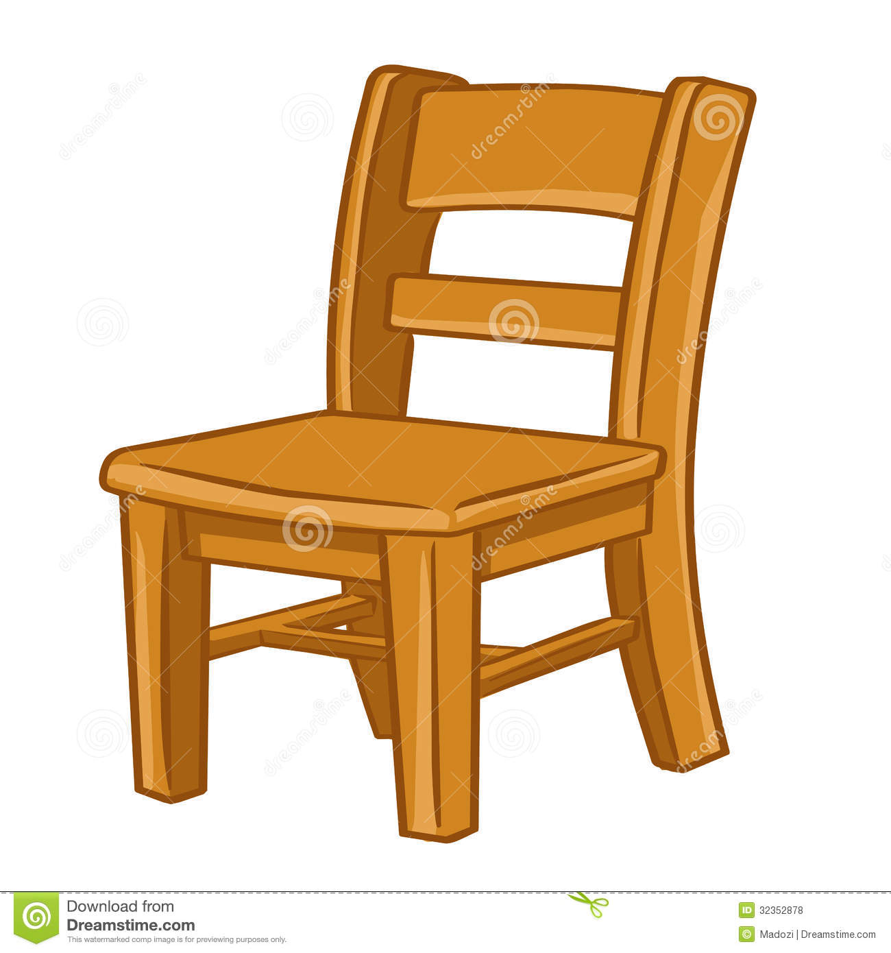 Chair Clip Art Free | Clipart Panda - Free Clipart Images picture black and white