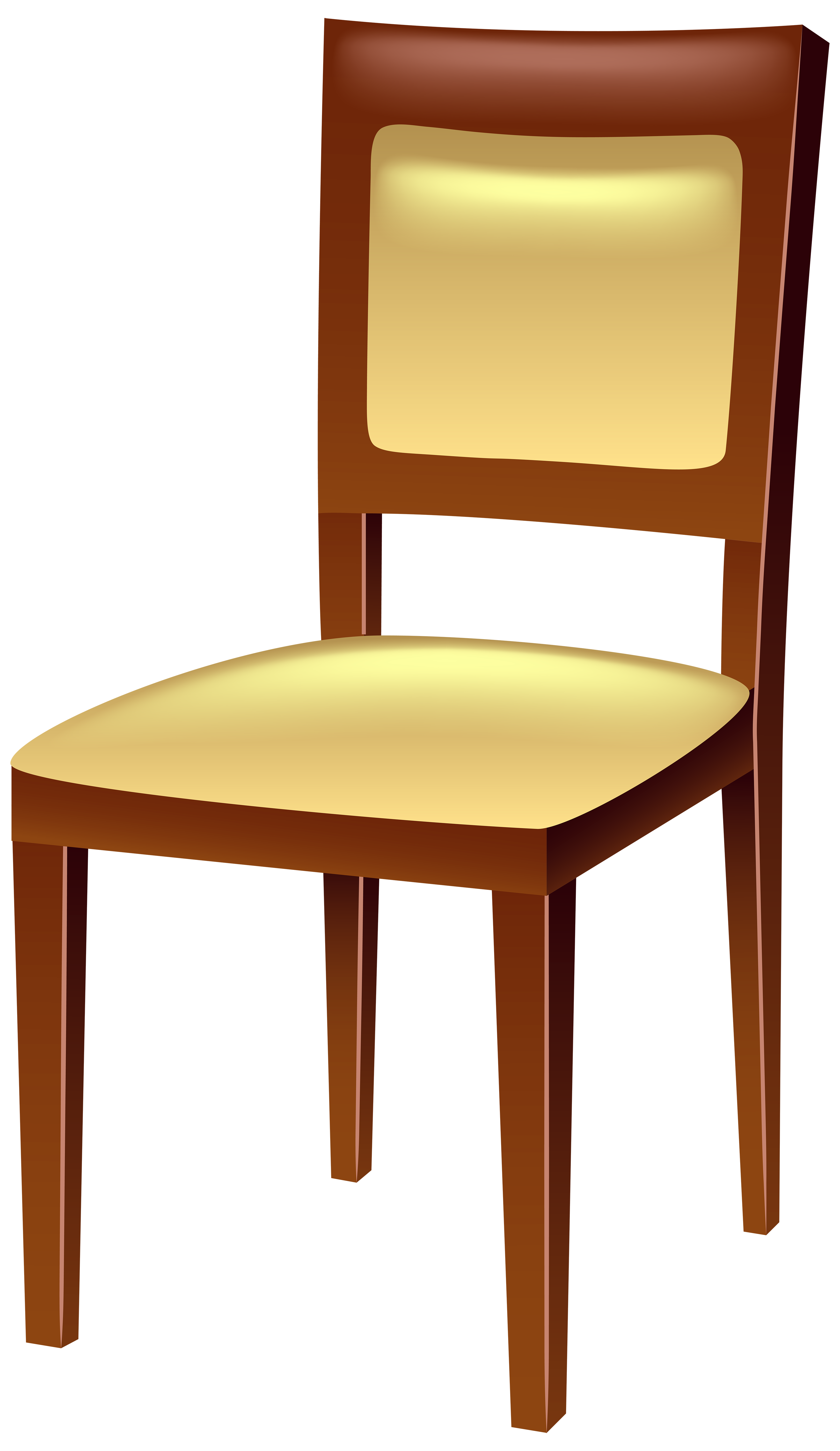 Chair clipart images banner freeuse library Chair Transparent PNG Clip Art Image | Gallery Yopriceville - High ... banner freeuse library
