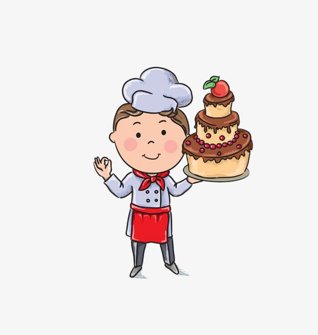 Cake baker clipart vector royalty free download Cake baker clipart 6 » Clipart Portal vector royalty free download