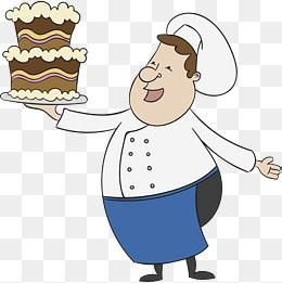 Cake baker clipart transparent library Cake baker clipart 4 » Clipart Portal transparent library