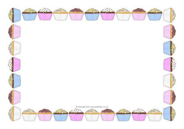 Cake borders clipart clip art freeuse 25+ Cake Borders Landscape Pictures and Ideas on Pro Landscape clip art freeuse